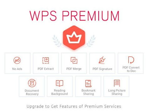 WPS Office + PDF APK screenshot thumbnail 16