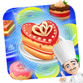 Game Chef Cookie Crush Match 3 1.0 APK for iPhone