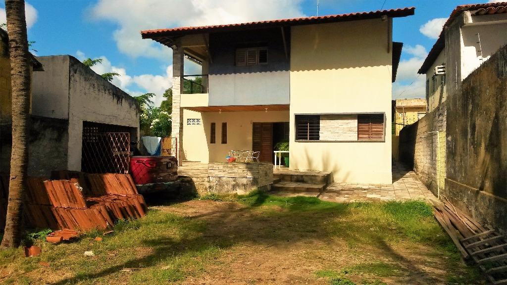 Casa residencial à venda, Poço, Cabedelo - CA1310.