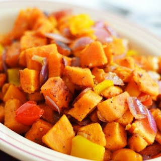 Delicious and Tasty Sweet Potato Hash