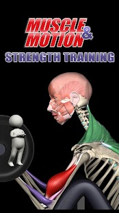 Strength Training by Muscle & Motion Screenshot