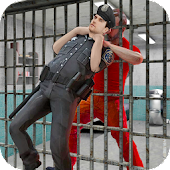 Game Jail Criminals Airplane Flight APK for Kindle