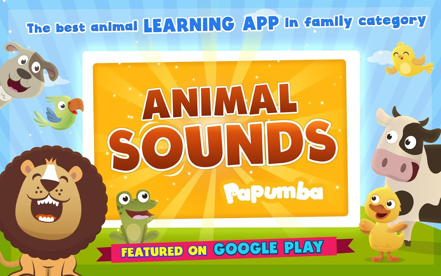 Animal Sounds Screenshot 6