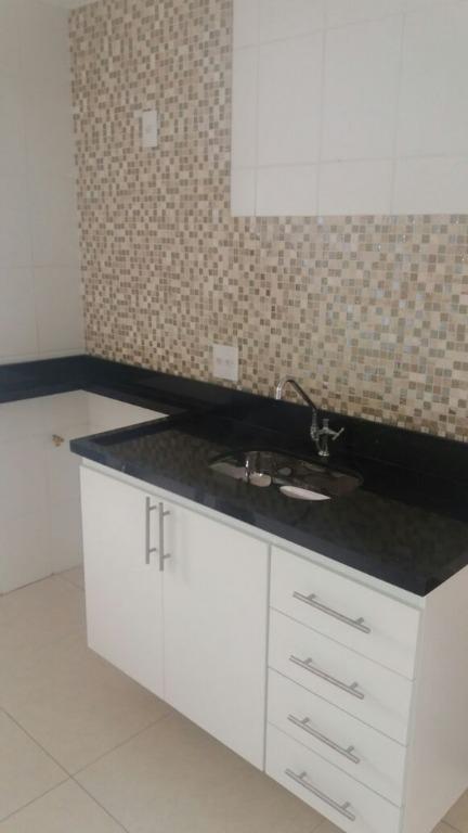 Apartamento residencial para locação, Jardim Rossi, Guarulhos.