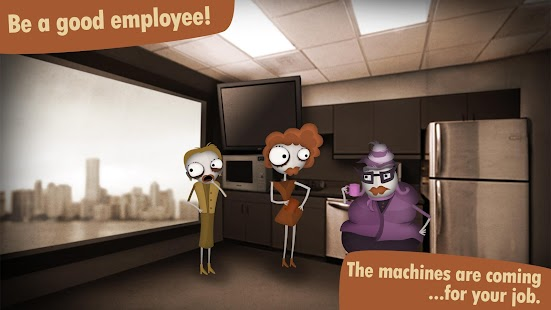 Human Resource Machine Screenshot