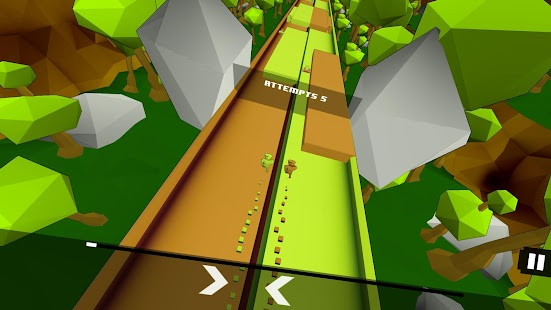 Twin Runners 2 for TV - screenshot