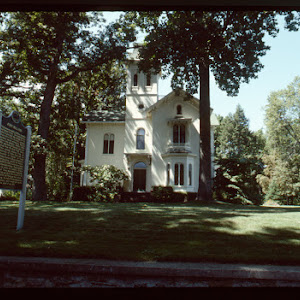 This picturesque residence was erected in 1872 for Marshall merchant Jeremiah Cronin Jr. and his wife, Susan. Local contractor Frederick N. Church constructed this house, as well as Cronin's 1869 ...