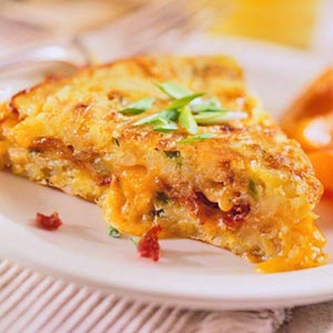 Hash Brown Omelet