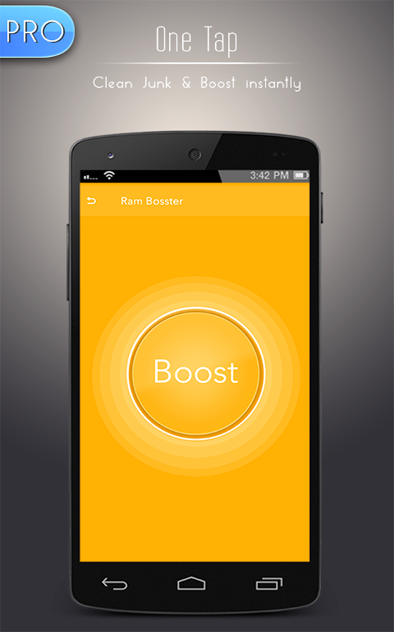Phone Speed Booster Pro Screenshot 9
