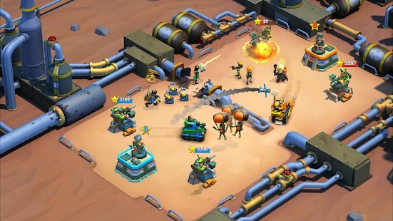 Blitz Brigade: Rival Tactics Screenshot