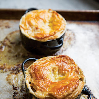 Homard en Croûte (Lobster Pot Pie)
