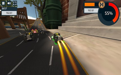 LEGO® Pull-Back Racers 2.0 Screenshot