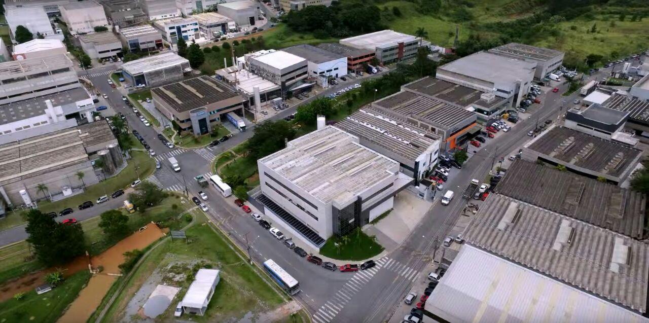 Área comercial à Venda - Parque Industrial San José