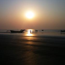 Livelihood by Mrinmoy Ghosh - Transportation Boats (  )