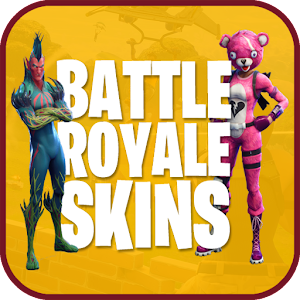 BATTLE ROYALE SKINS For PC (Windows & MAC)