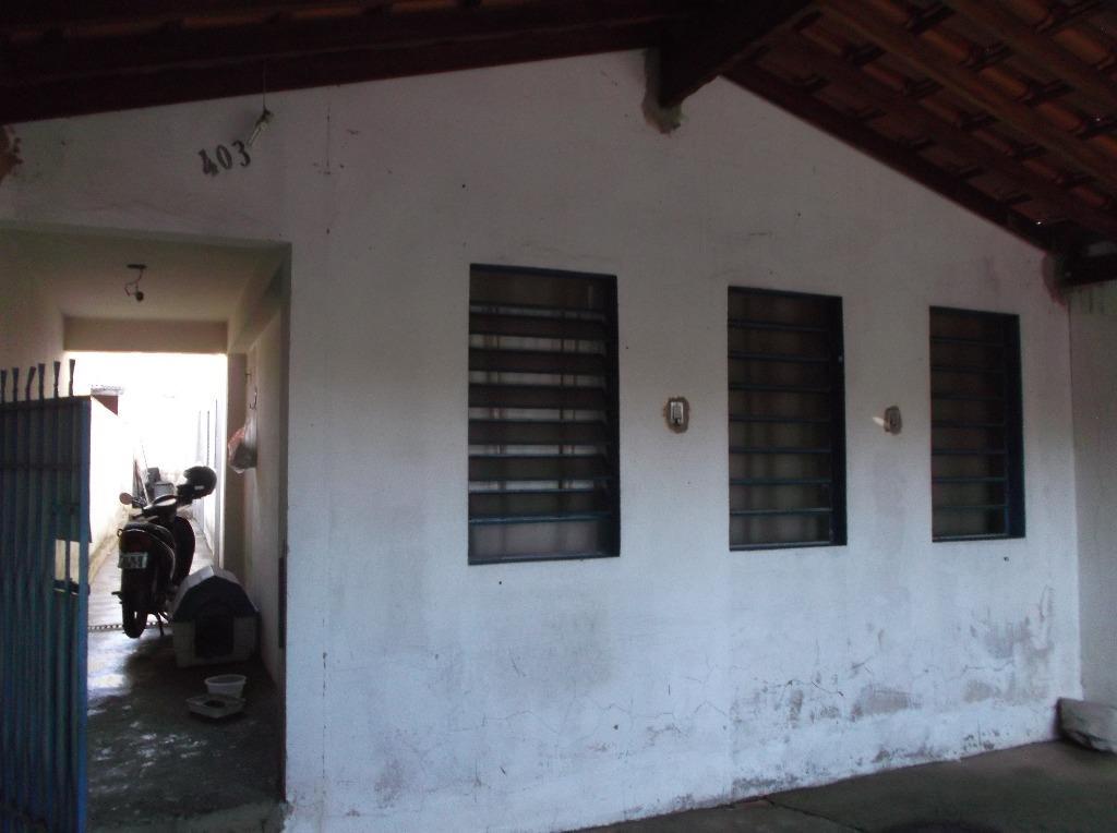 Casa residencial à venda, Morada do Sol, Americana.