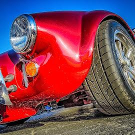 Cobra Ground eFx by Ron Meyers - Transportation Automobiles