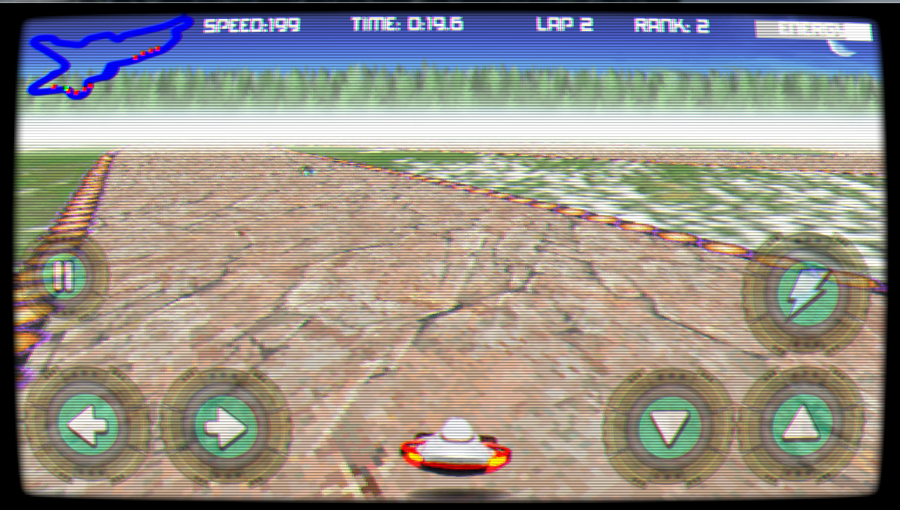 Xenorace Screenshot 4