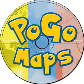 Download  PoGoMaps: A Map for Pokémon GO  Apk