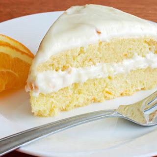 Orange Cake With Fresh Oranges Recipes