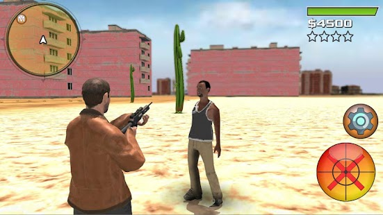 Game Of Theft Auto - screenshot