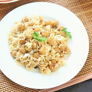 Channa Rice Recipes