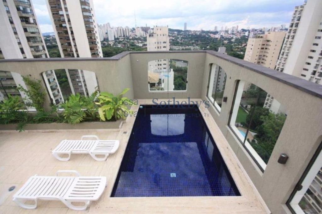 Cobertura de 3 dormitórios à venda em Alto De Pinheiros, São Paulo - SP