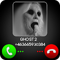 Fake Call Ghost Prank APK for Bluestacks