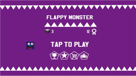 Flappy Monsters - screenshot
