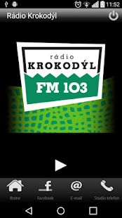 Rádio Krokodýl - screenshot