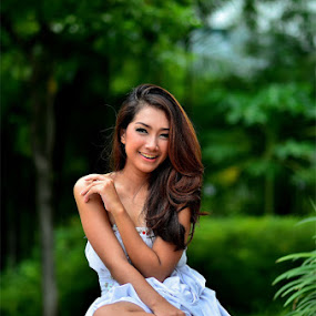 DimasTika by Vian Arfan - People Portraits of Women