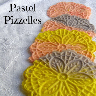 Pizzelle With Oil Recipes
