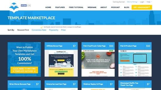 Template Marketplace thumbnail