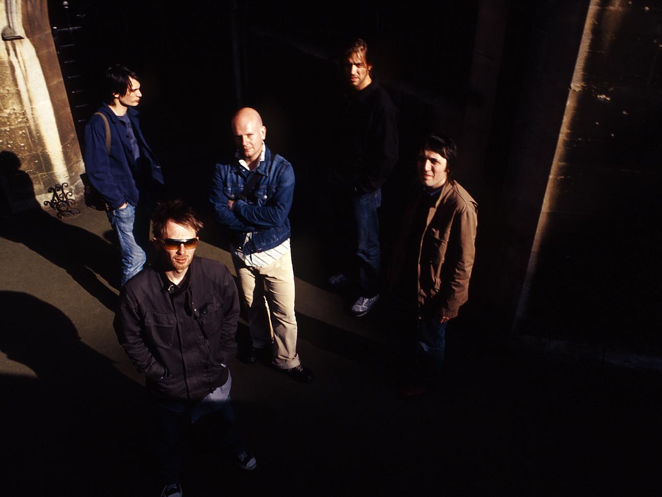 Radiohead ( rockin'on magazine)