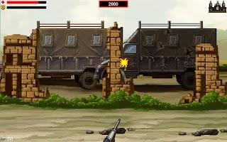 Screenshot of Border War FaceOff