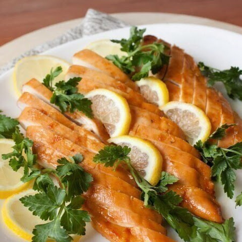 Honey-lemon chicken Breasts
