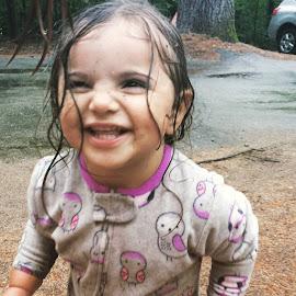#Cutebaby #summer2015☀️ #neice #beautifuly #rainyday by Laura D - Babies & Children Babies ( KidsOfSummer )