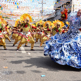 The Queen by Geb Bunado - Public Holidays Other ( religion, sinulog, cebu city, cebu, santo nino, festival, philippines )