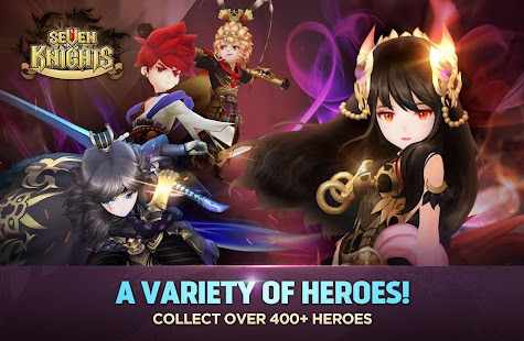 Seven Knights APK for iPhone