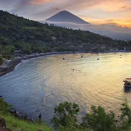 Sweet Escape From Broken Heart by Paksi Bali Dewa - Landscapes Beaches