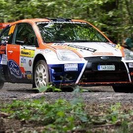 Barum Rally Zlín  by Tomáš Kočí - Sports & Fitness Motorsports