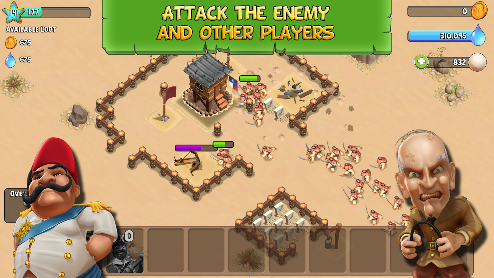 Tribal Rivals Screenshot 3