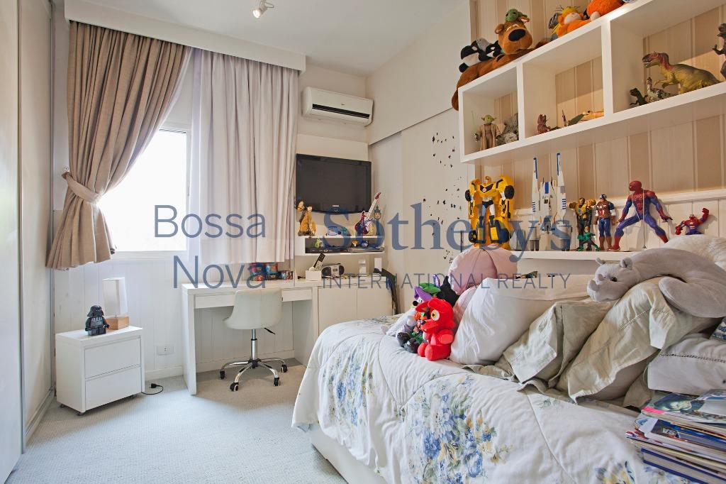 Apartamento residencial à venda, Moema Pássaros, São Paulo - AP21235.