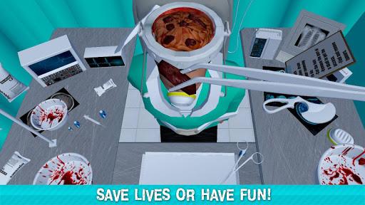 Surgery Simulator 3D - screenshot