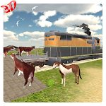 Cargo Train Animal Transporter 1.0 Apk
