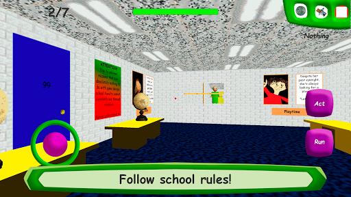 Baldi's Basics in Education For PC