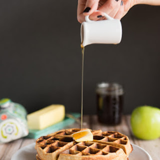 Guest Post from Eat Your Beets – Coconut Flour Pumpkin Waffles (Nut-free)