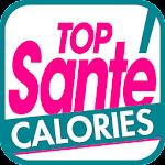 Top Santé : Compteur calories Icon