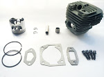 Chainsaw Cylinder Piston Kits Cylinder Chainsaw 4500