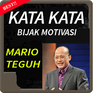Kata kata motivasi mario teguh apk download kata kata motivasi kata motivasi mario teguh 15 apk reheart Choice Image